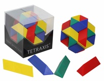 Tetraxis Magnetic Geometry Puzzle